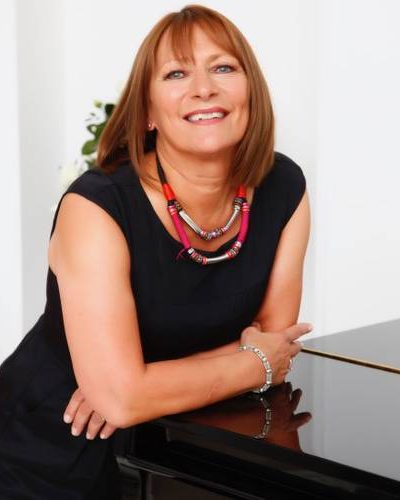 Menopause expert and nutritionist Clare Shepherd