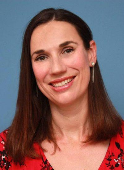 Kay Garrett, menopause writer