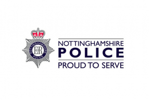 Notts Police logo: first force in the UK to have a menopause policy
