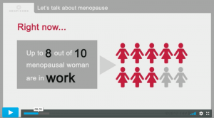 Menopause in the workplace video