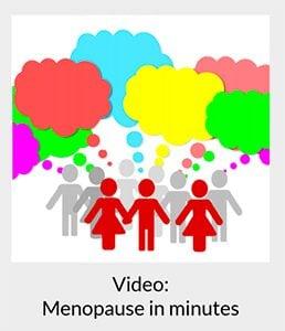 menopause training video