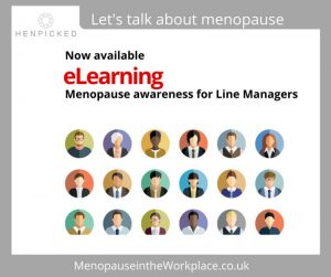 learning menopause training