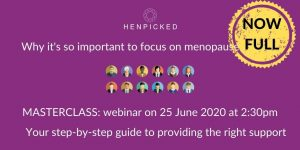 Menopause, menopause research, compelling reasons