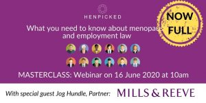 menopause in the workplace, employment law, menopause, work