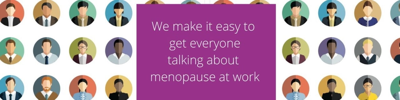 menopause in the workplace, menopause at work, training